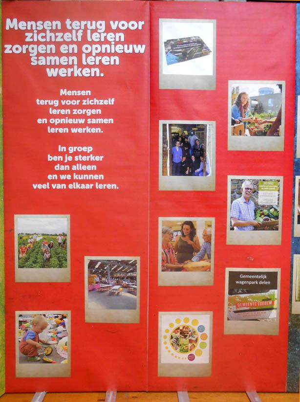 f193f99b7a2 Collage van de afbeeldingen op de panelen maatschappij